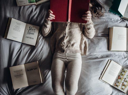 Bienfaits des livres de fiction