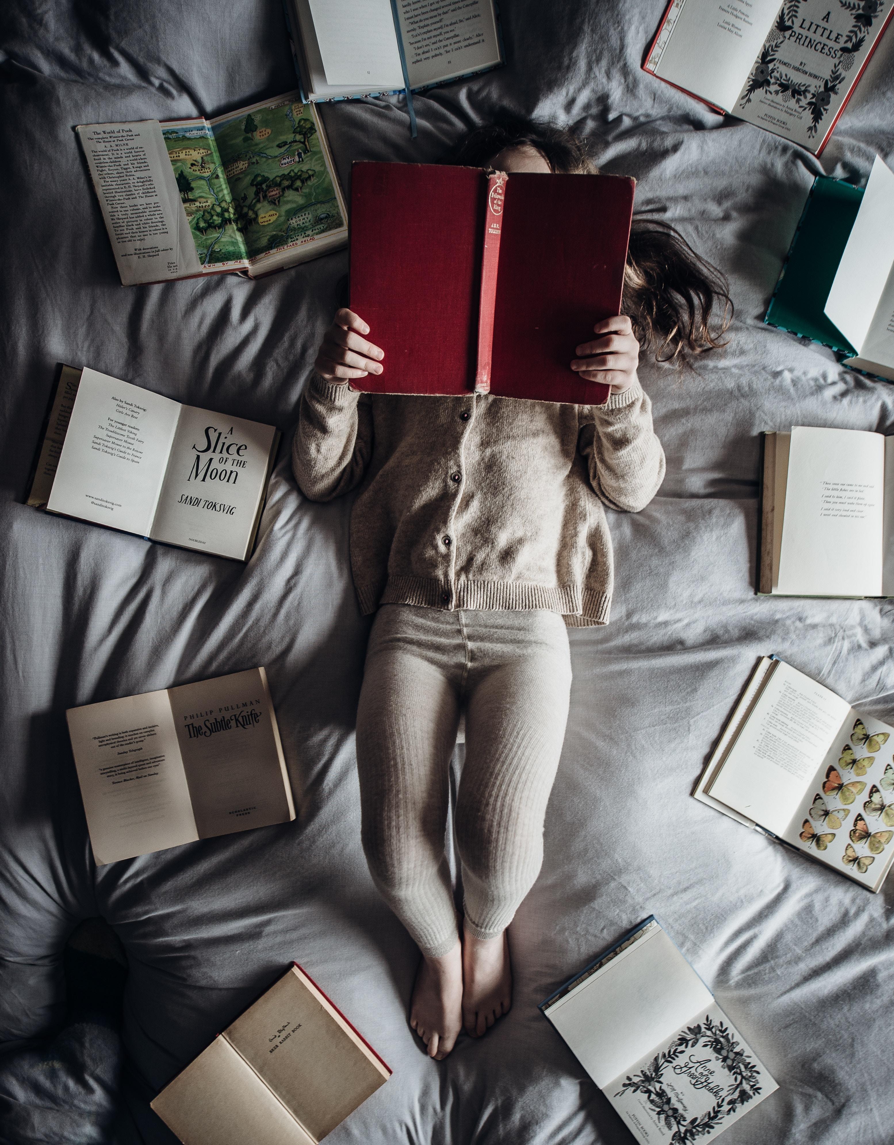 Comment la littérature contemporaine attise la soif d'apprendre ?