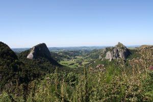 Faire de la randonnée en Auvergne