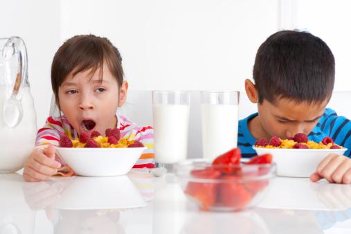 petit déjeuner équilibré enfants