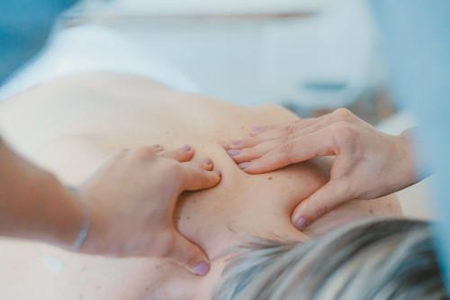 détente massage