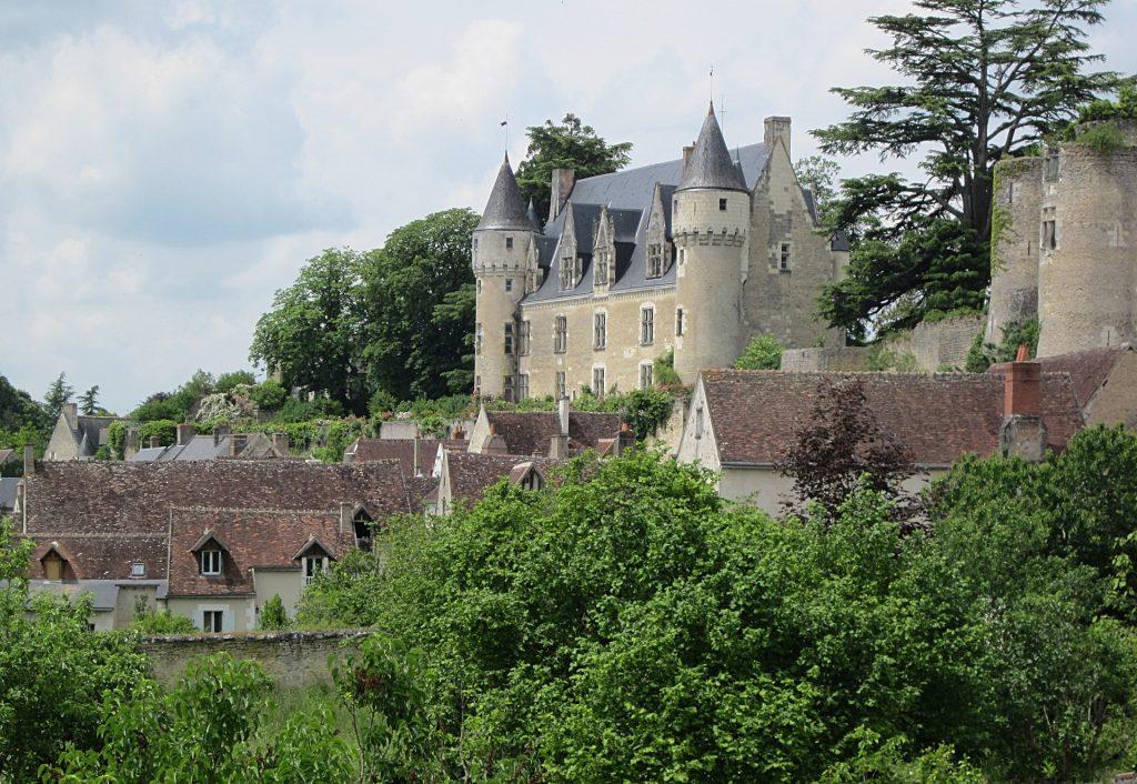 Village de Montrésor en Indre-et-Loire