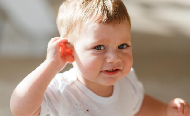 Douleur oreille enfant