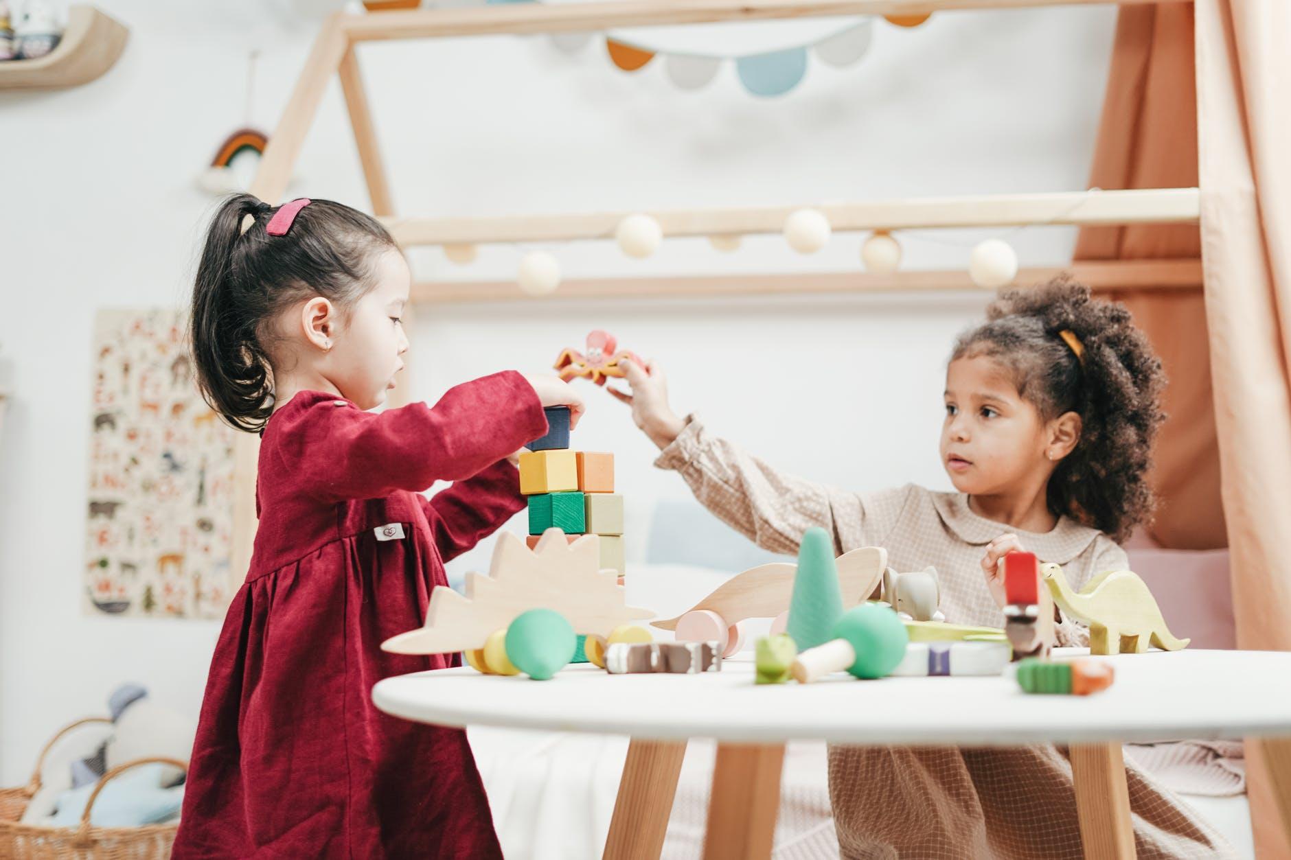 Quels jouets pour le bon développement de l'enfant?